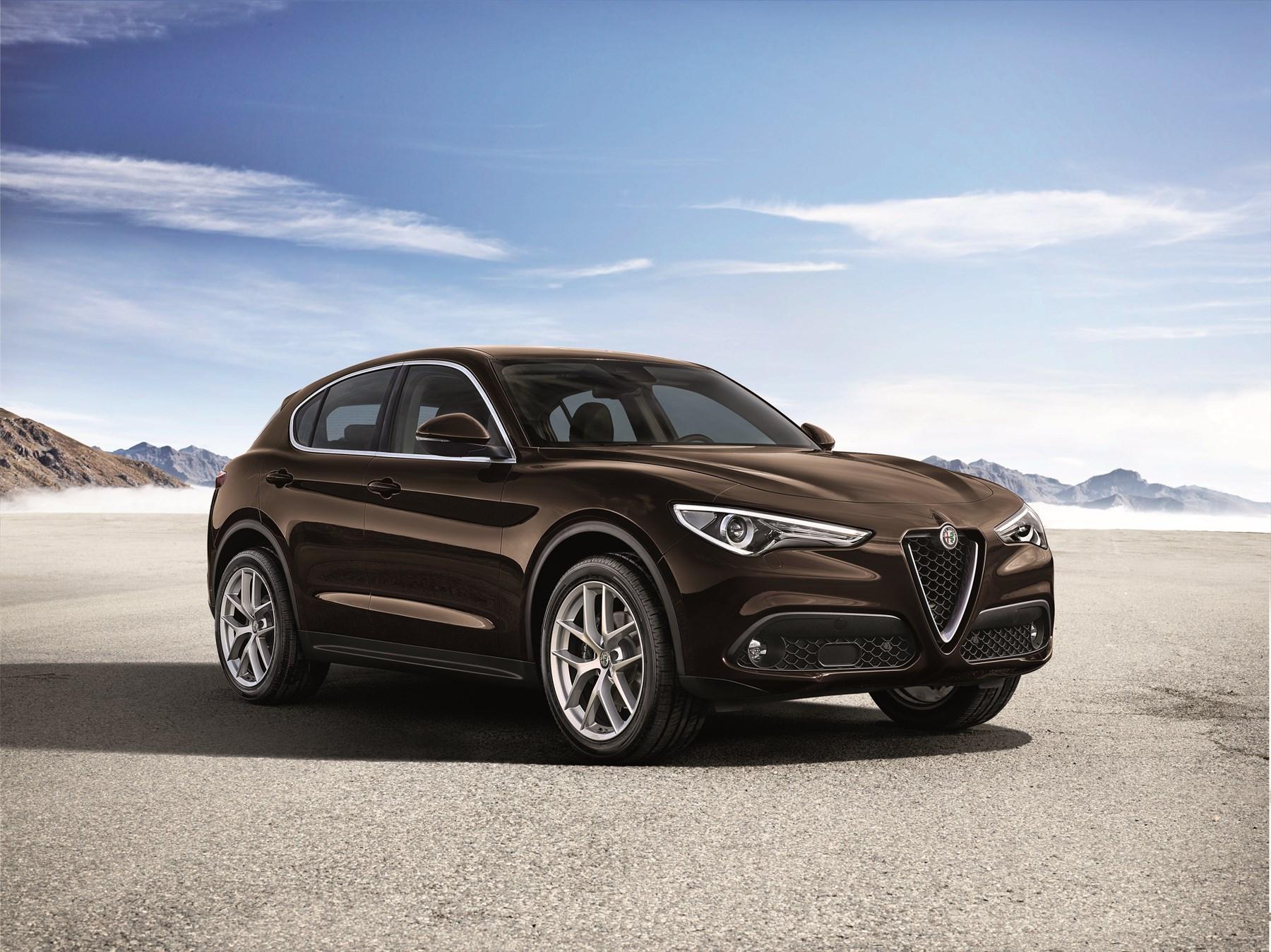 The First Alfa Romeo Suv The Stelvio Traction Online Magazine
